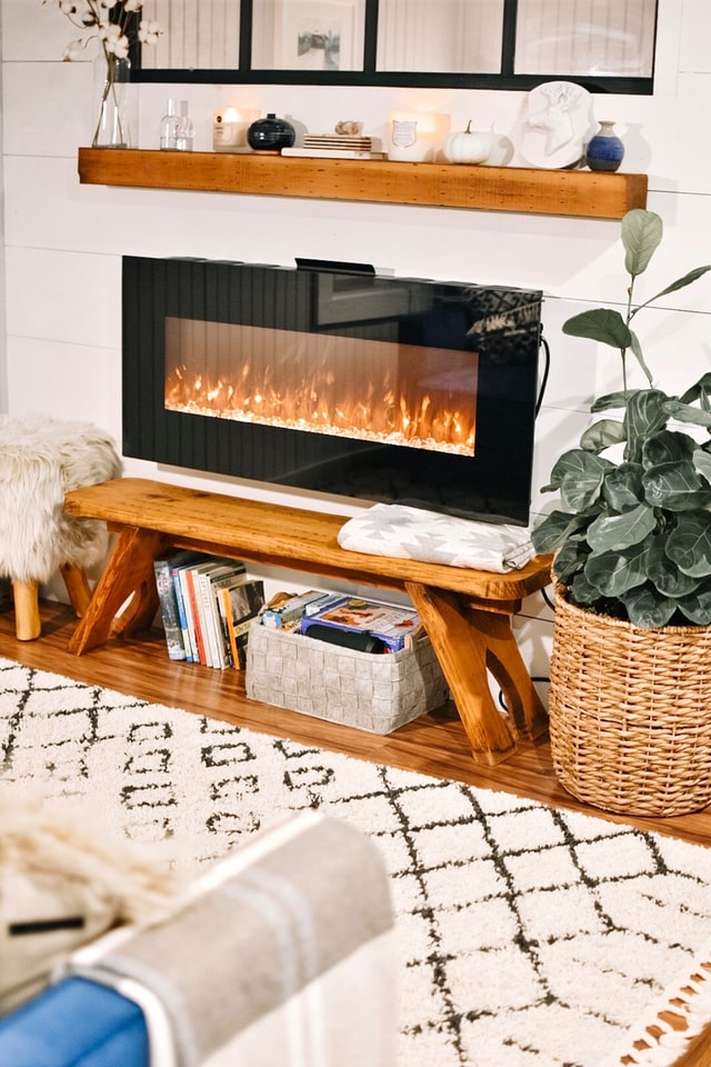 Traditional vs. Electric Fireplace Choose The Ideal Option For Your Home