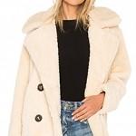 Brunette on Demand Teddy Bear Coat